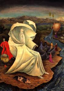 The Temptation of Saint Anthony. Leonora Carrington